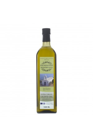Масло оливковое 1,0 л ст/б Extra Virgin Olive Oil