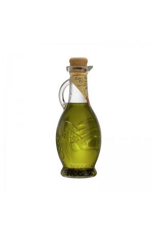 Масло Оливковое Extra Virgin c Перцем Чили 0.24л