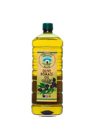 Масло оливковое Помас пласт/б 2 л